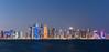 Skyline of Doha, Qatar (Frans.Sellies) Tags: img6462panolr doha qatar قطر