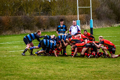 Witney 3's vs Swindon College-1128