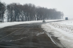 Road blizzard-3 (konstantin.radchenko) Tags: snow road blizzard winter car storm snowstorm traffic snowy white driving weather drive dangerous cold vehicle frozen city season transportation danger nature slippery buried visibility fabruary