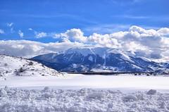 (elfedo) Tags: campotosto abruzzo montagna neve