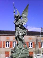Archargel Michael / Saint Michel (Légendes Lorraines) Tags: michael stmichel saint ange angel archangel dragonslayer
