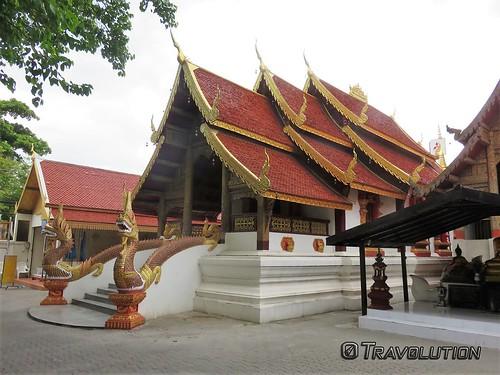 Wat Muen Larn Pagoda, Chiang Mai