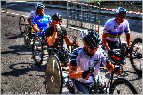 UCI Para-Cycling World Tour.