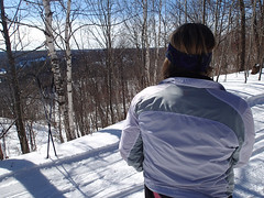 Jay Cooke State Park xc skiing