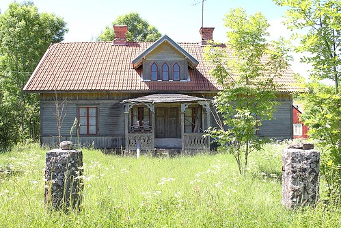 Old house Sweden