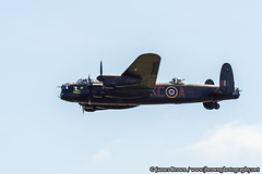 Avro Lancaster (James.Brown.Photography) Tags: show brown plane photography james photo memorial shropshire britain aircraft sony air flight battle aeroplane lancaster alpha bomber raf avro cosford bbmf 2013