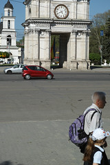 Arcul de triumf #2 (ex33) Tags: sigma chisinau moldova