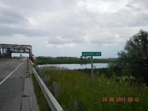 Stompin' road trip, Ontario