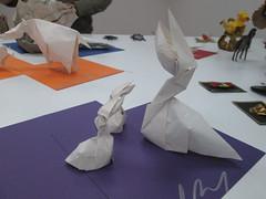 Origami Bogota 2013 (14) (georigami) Tags: paper origami papel papiroflexia