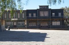 Hotel in Mini Hollywood