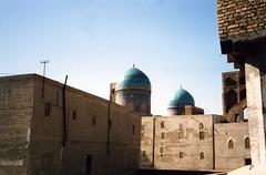 Ouzbekistan - Boukhara