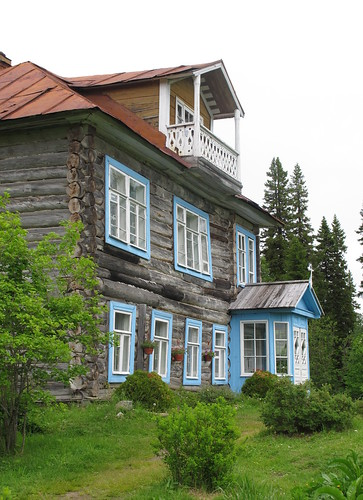 Formerly the Archimandrite's dacha