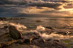 Polynesian Shores (mojo2u) Tags: sunset hawaii evening maui kaanapali lavarock polynesianshores nikond700 nikon28300mm
