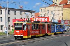 DSC_0841 (xrispixels) Tags: republic czech tram brno streetcar brünn podnik dopravni dpmb