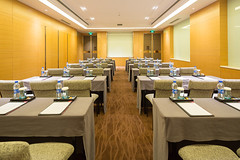 Modern, bright warm Meeting space with classroom set up at the Crowne Plaza Shanghai Anting (Crowne Plaza Hotels & Resorts) Tags: water glass modern volkswagen warm pattern shanghai chairs bright exhibition mice convention tables colored setup presentation hotels pens interiordesign coffeebreak notepad teambuilding crowneplaza jiading audiovisual meetingspace powerpointpresentation businessdevelopment theplacetobe roomrental businessmeetings largespace meetingvenue classroomsetup meetingorganizers hotelsinjiading boyuanroad crowneplazashanghaianting f1shanghaicircuit meetingsincentiveconferenceevents jiadinghotel bestmeetingspaceinjiading automobileexhibitioncentreinantingshanghai crownemeetings travellingforsucess antinghotel bestmeetingsinanting meetingsforsucesss crowneplazaantinggolf