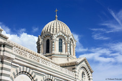 Notre Dame de la Garde  Marseille (Thibaut Prvost) Tags: france de la marseille bleu ciel notre dame garde