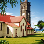 Sacred Heart Church, Levuka, Fiji