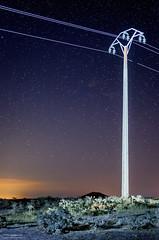 Farola del universo (tate206) Tags: nightphotography lightpainting night landscape noche nikon nightscape nightshot p
