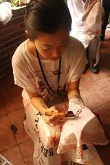batik komang workshop (awelia) Tags: 30 asia september bandung batik tda 2013
