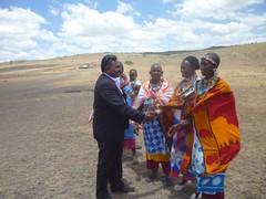 Masai of Kenya Dr.Jefferson Ghauri (Jefferson Tasleem Ghauri) Tags: kenya tribes masai tasleem ghauri bishopdrjefferson