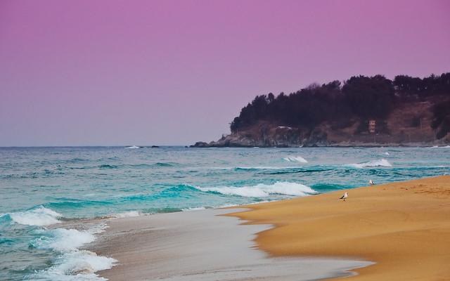 韓国で海と山を同時に楽しめる束草(ソクチョ)はご存知ですか?(江原道束草市)