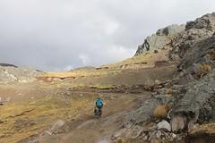 Nearing Punta Chucopampa