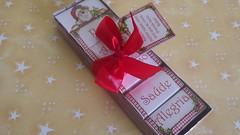 Caixa Chocolate Natal (sonhodelembranca) Tags: natal presentedenatal lembrancinhasdenatal lembrancinhadenatal lembrananatal