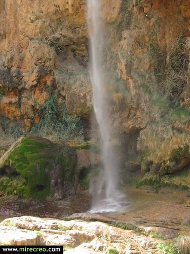 www.mirecreo.com Cascada del salto de la Novia, Navajas, Castellon
