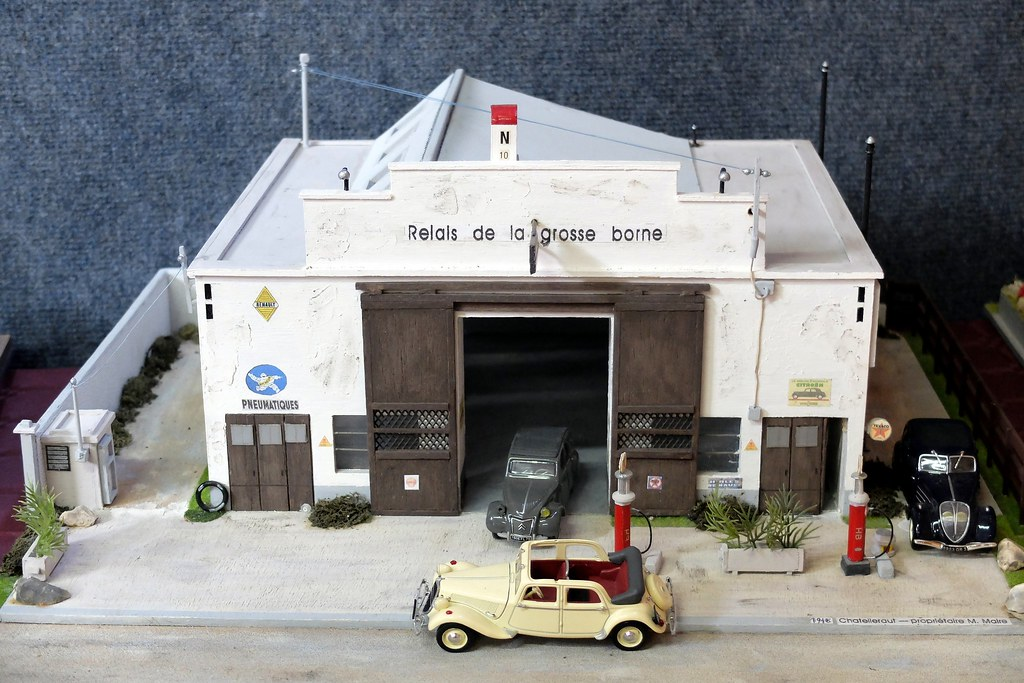 The World S Best Photos Of Citroen And Maquette Flickr