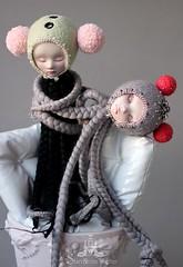 Happy Halloween (Shirrstone Shelter dolls) Tags: art halloween happy doll sur bjd porcelain sssdolls