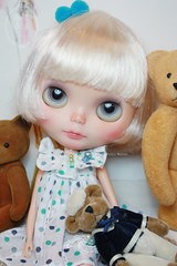 Custom Commissions Blythe Doll.