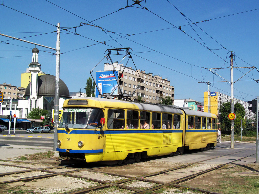 The World S Best Photos Of Sarajevo And Tramvaj Flickr