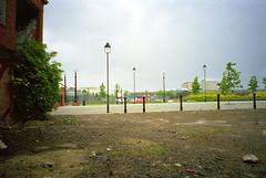 Belfast Gasworks - Landscaping towards City Centre