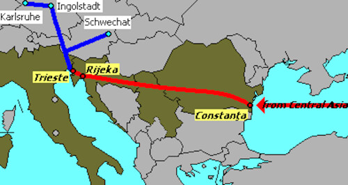 pan european pipeline by Olahus