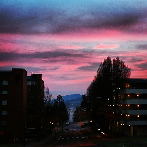 This morning, we're thankful for sunrises. What are you thankful for?