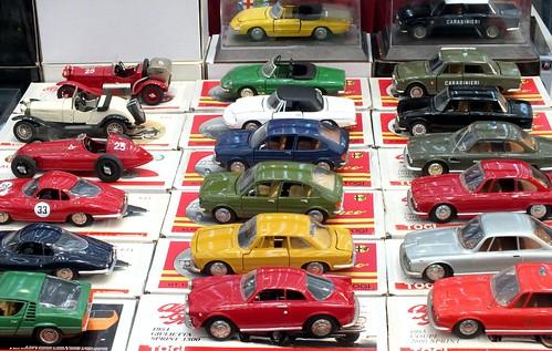 Togi modelli Alfa Romeo