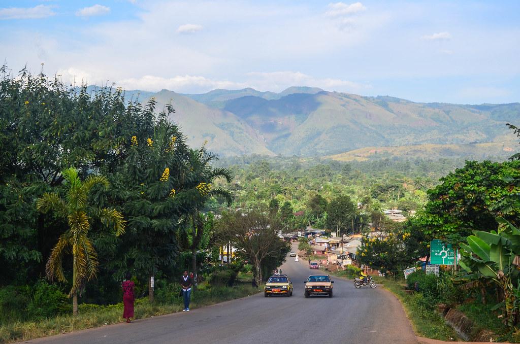 La ring road (1/2) - FreeWheely | L'Afrique à vélo