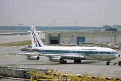 Air Zimbabwe Boeing 707 VP-WKV (Manfred Saitz) Tags: airport frankfurt air zimbabwe boeing 707 b707 rhodesia vpwkv