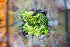 food yummy broccoli reflective smoothies 2014 project52