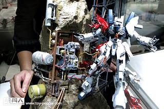 2013 GBWC 鋼彈模型製作家 冠軍日本遊記(上)