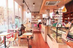 Poop Cafe - Interior (sweetandtastyTV) Tags: travel tourism coffee cafe tea korea poop seoul insadong