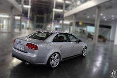 Audi A4 B7 Static (- AJ Photography- / Evolution Cars) Tags: low static a4 audi b7 stance oem oemplus audia4b7 kwsuspension