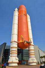 Main Tank and SRBs (anothergene) Tags: nasa shuttle ksc srb