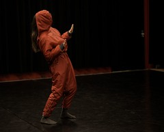 Atelier de cration : Ariane Voineau  - La Rotonde : Qubec 2014 (eburriel) Tags: show woman canada art studio dance femme performance picture dancer danse creation qubec ariane february febrero qc emmanuel artiste spectacle danceur 2014 fabien pich danceuse burriel  eburriel voineau priscope