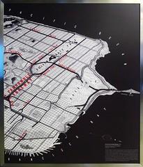 what might have been (glennbphoto) Tags: sanfrancisco map sfo davidrumsey foundinsf freeways cartographyassociates