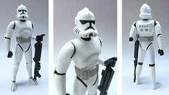 Star Wars clone trooper (scobot) Tags: trooper actionfigure starwars clone clonewars tartakovsky {vision}:{outdoor}=082 {vision}:{text}=0603