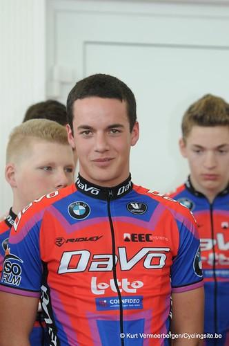 Ploegvoorstelling Davo Cycling Team (107)