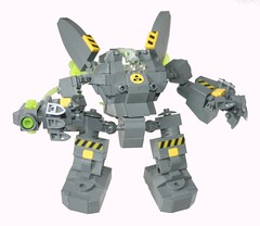 Softsuit (Brian Rinker) Tags: fly fight soft lego hard suit build droid mech moc atin