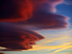 Lenticular clouds (turgidson) Tags: ireland sunset red sky cloud weather clouds studio lens four lumix raw zoom 5 g version dramatic x panasonic telephoto developer micro pro wicklow lenticular f28 bray dmc thirds vario m43 silkypix gh2 35100mm 35100 mirrorless 50450 lumixg microfourthirds panasonicgh2 panasoniclumixdmcgh2 p1210254 silkypixdeveloperstudiopro5 panasonic35100 panasoniclumixgxvario35100mmf28 hhs35100