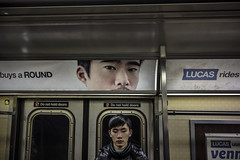 [New York] (Luca Napoli [lucanapoli.altervista.org]) Tags: street newyorkcity usa newyork subway manhattan metropolitana ilovenewyork rx100 sonyrx100